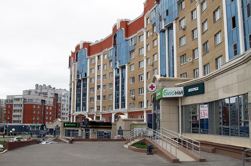 Помещение в аренду по адресу М.Горького 10